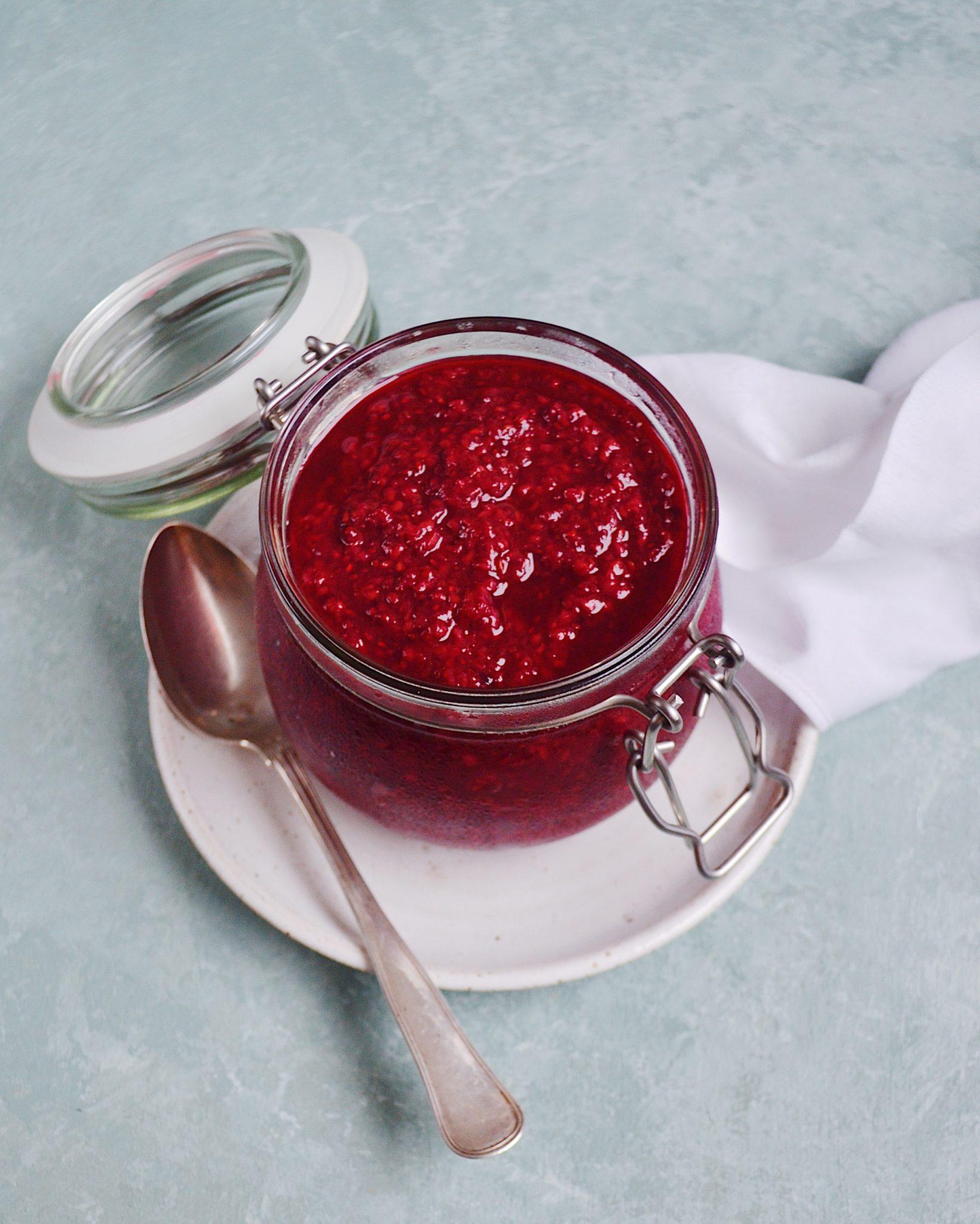Chia-marmelade uden tilsat sukker 2