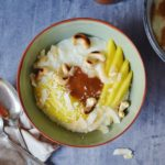 Moderne risengrød med karamel, mango og kokos! 3