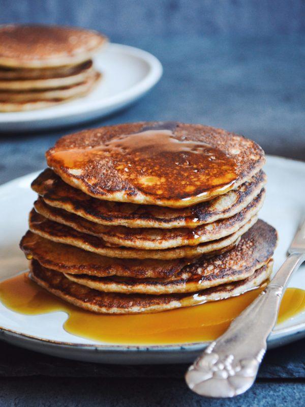 Sundere brunchpandekager – de skønneste af slagsen!