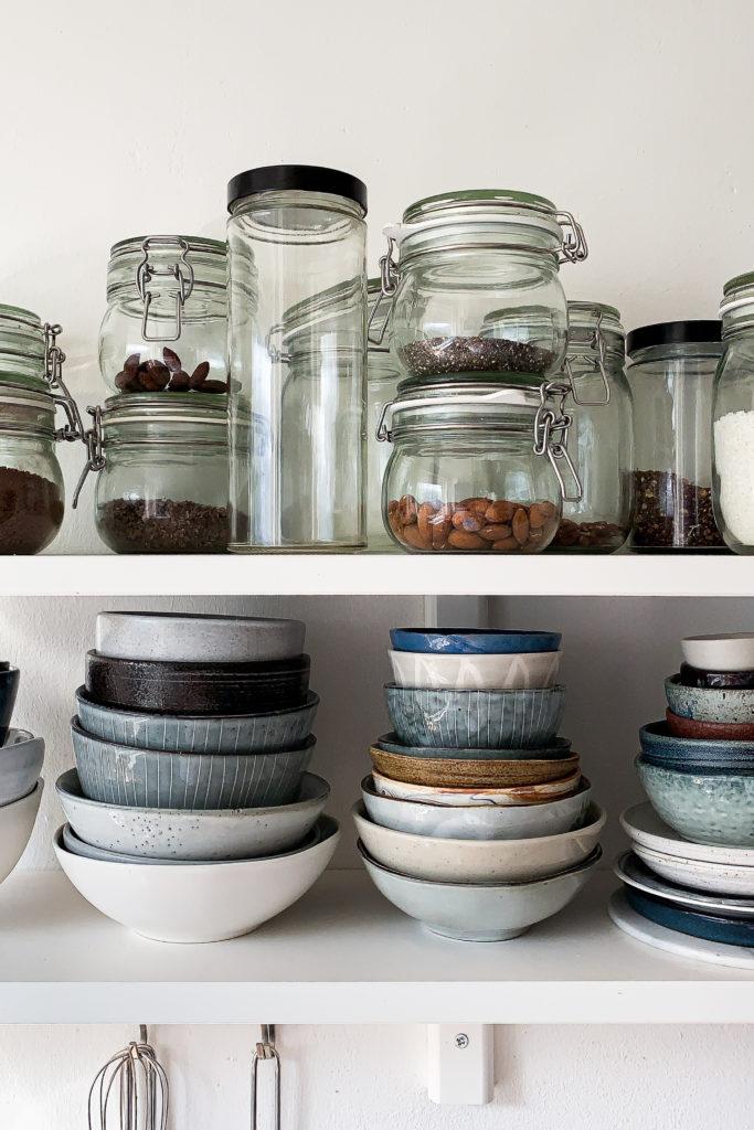 Min keramik samling 1