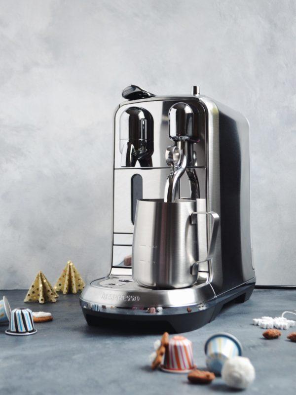 Kaffe lavet på kærlighed og kapsler // Give away – vind en valgfri Nespresso kaffemaskine!