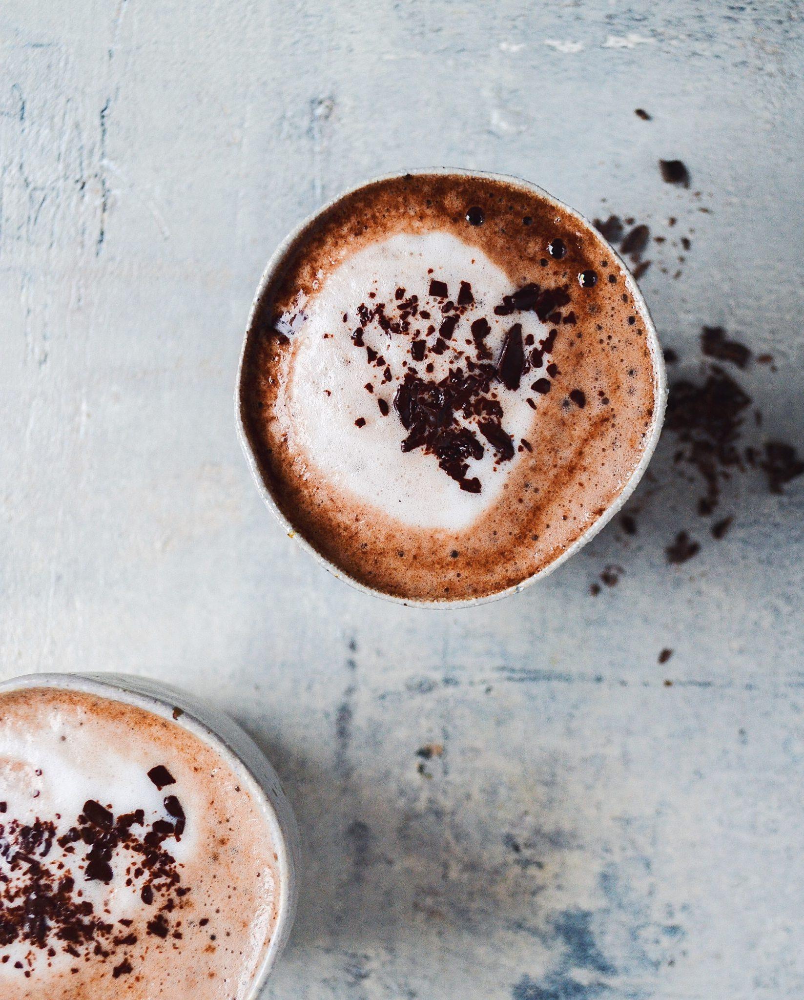 varm chokolade varm kakao