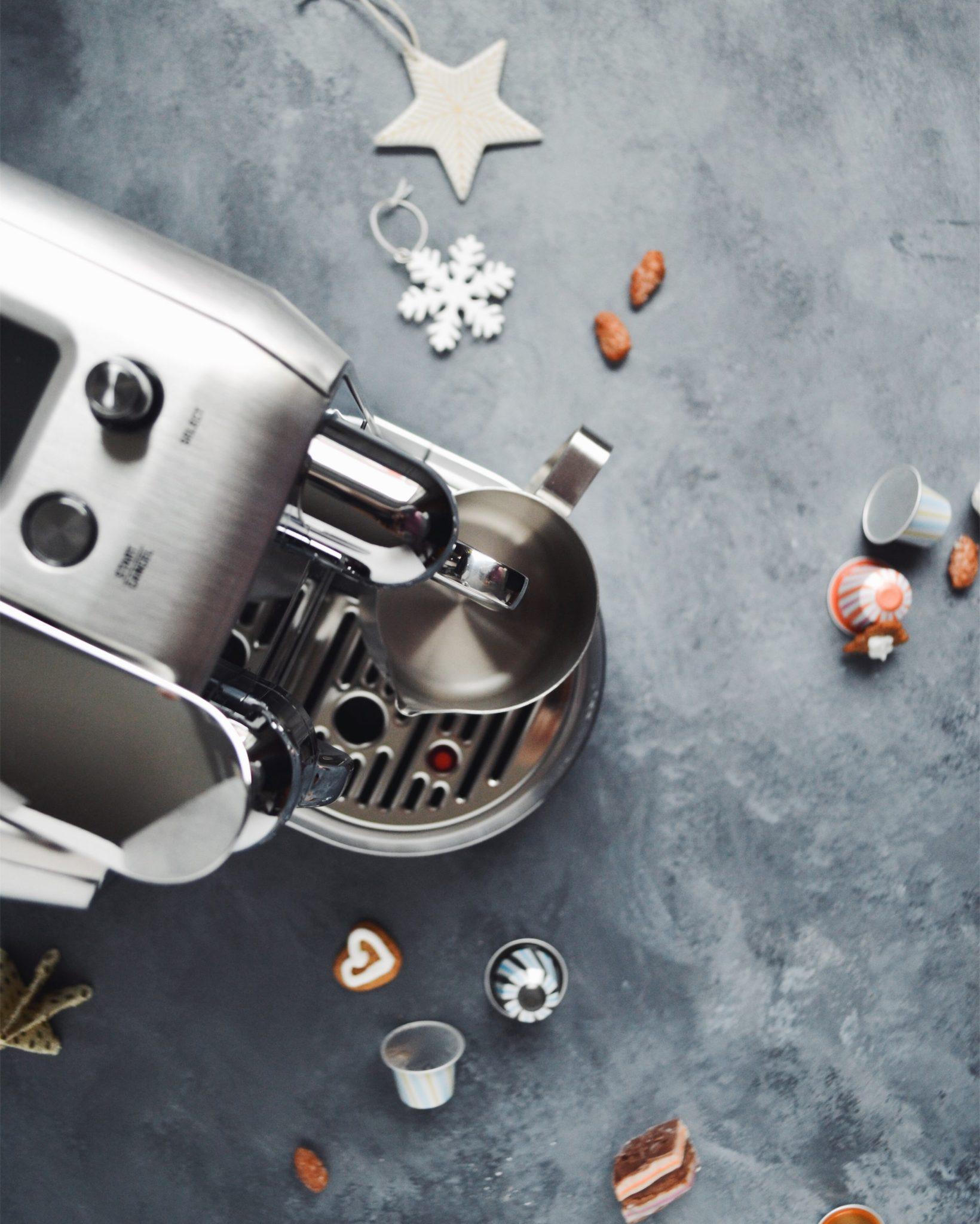 Kaffe lavet på kærlighed og kapsler // Give away - vind en valgfri Nespresso kaffemaskine! 4