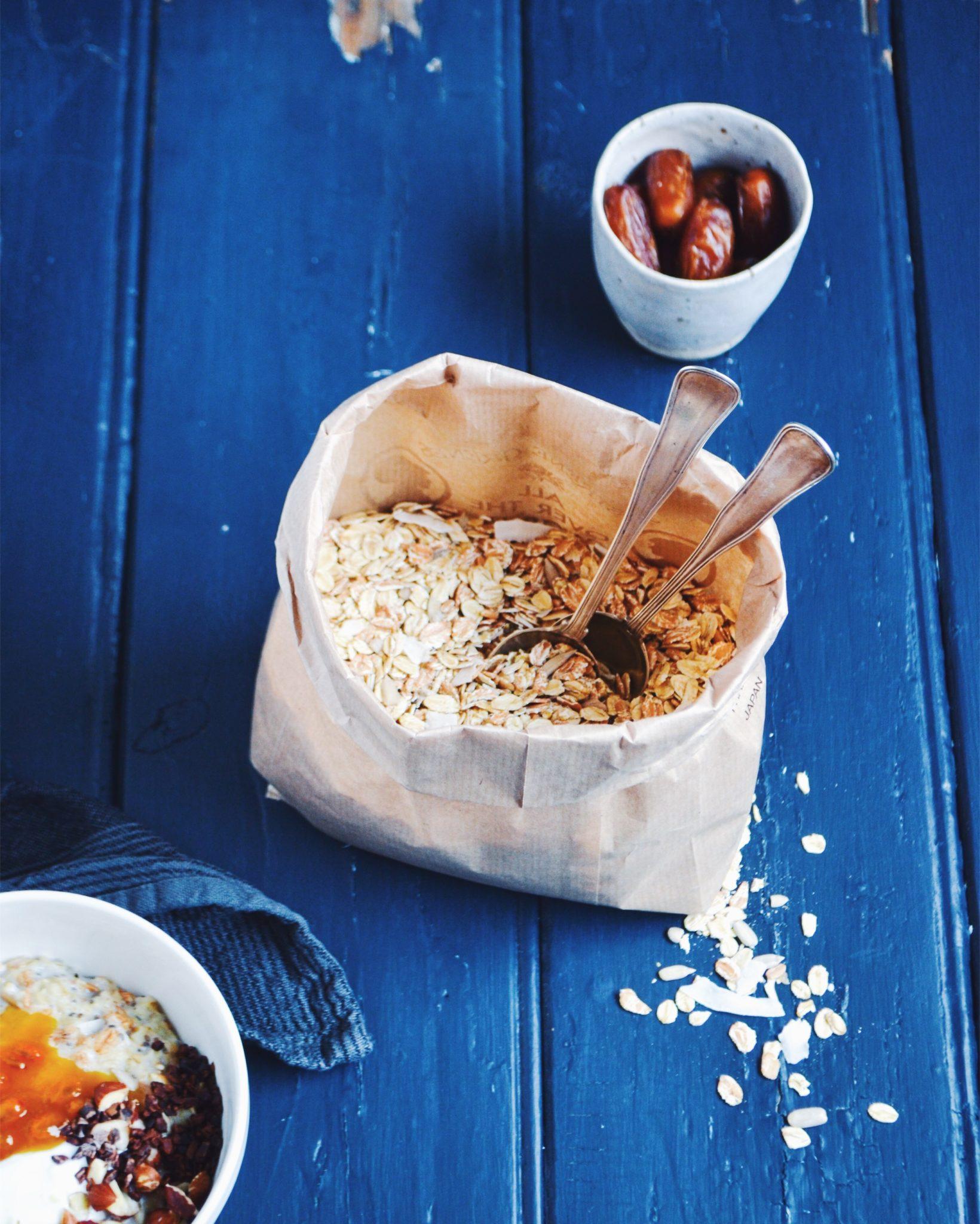 Guide: lav din egen grødblanding // hjemmelavet grødblanding
