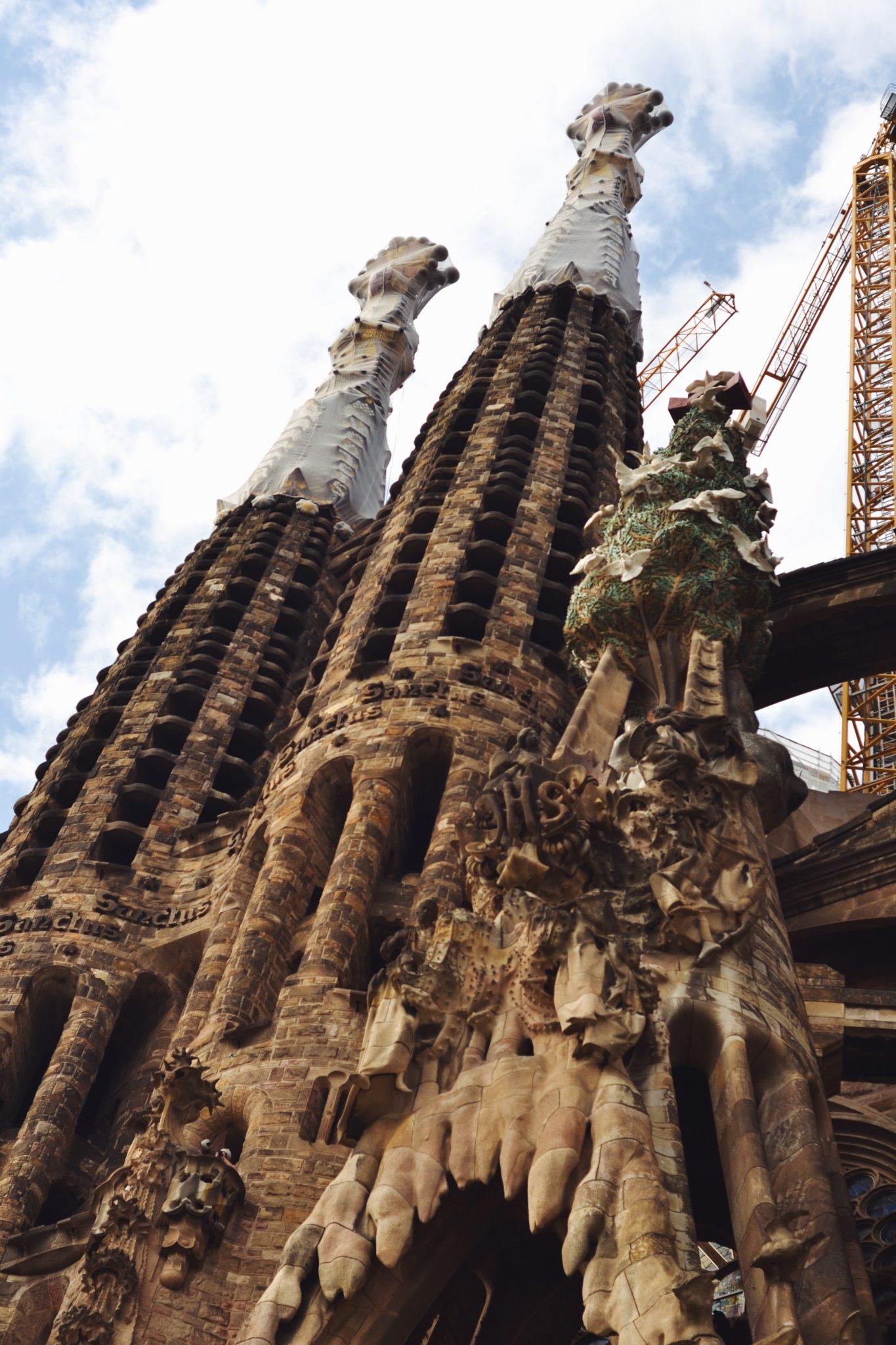 En smuttur til Barcelona // rejseguide 1