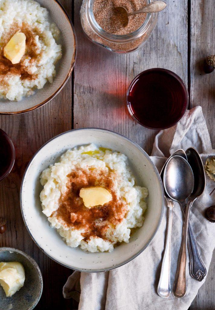 Risengrød – den klassiske cremede julegrød