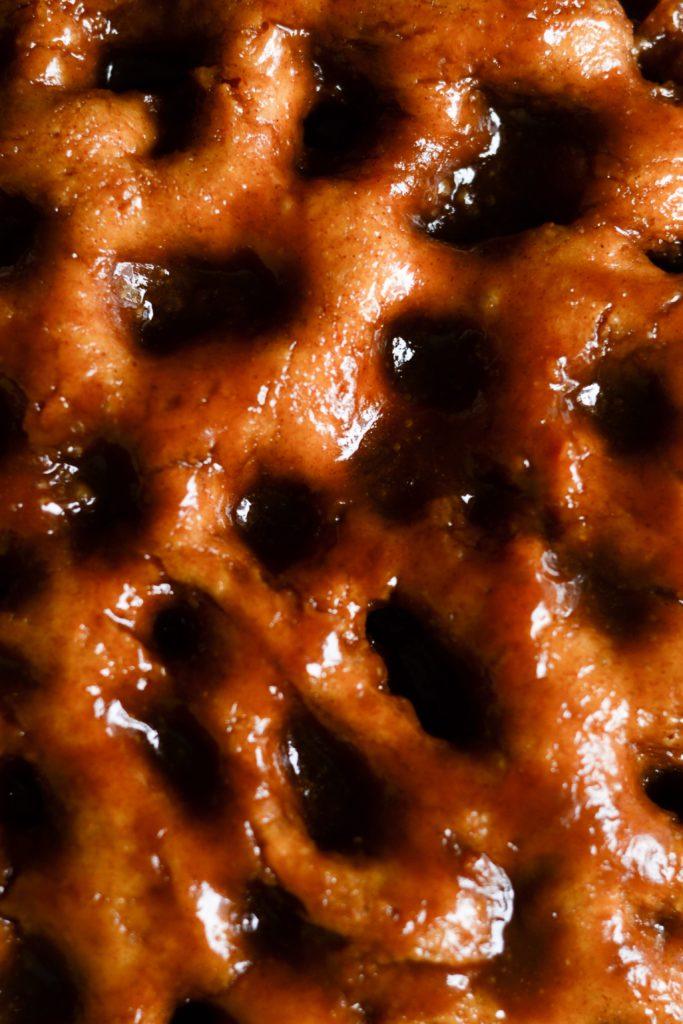 Koldhævet brunsviger