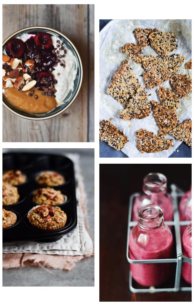 Morgenmad på farten: 5 gode idéer