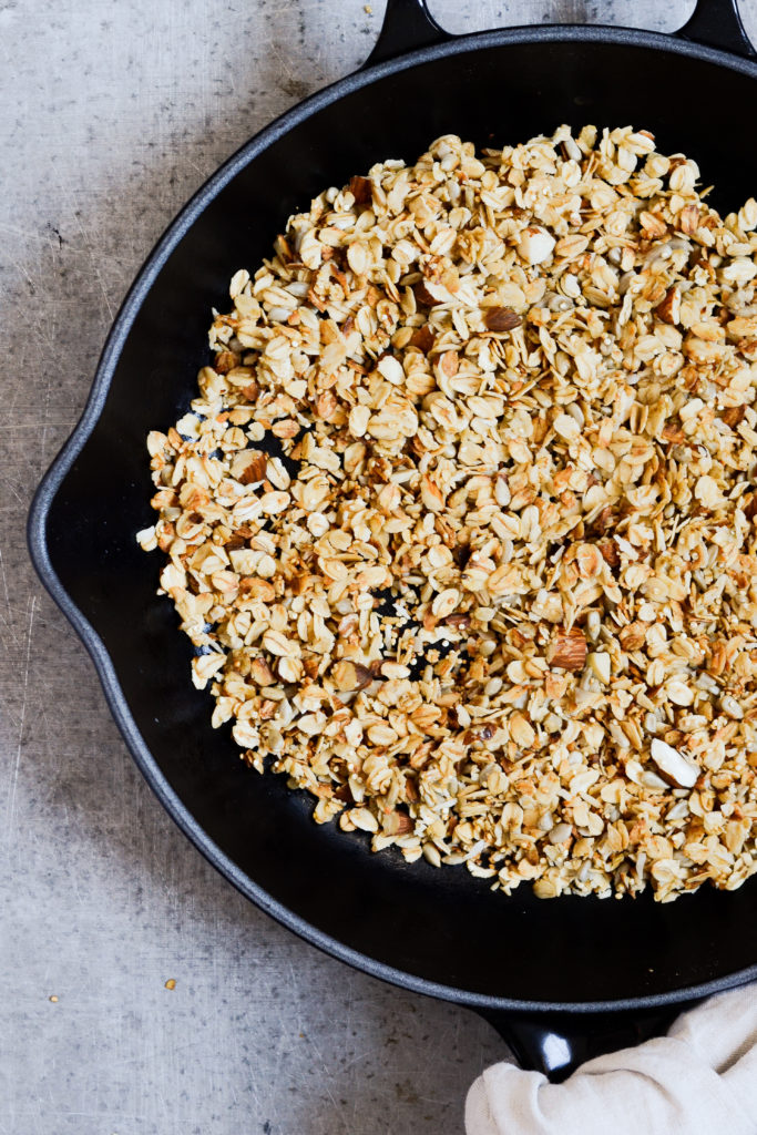 Quinoa mysli på kanelgrød 2
