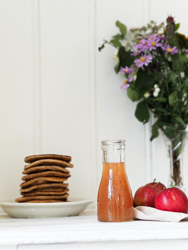 æblepandekager opskrift