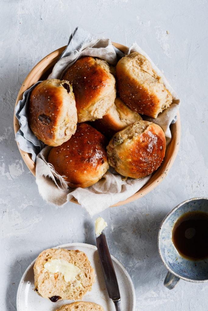Vinterboller med varme krydderier 4